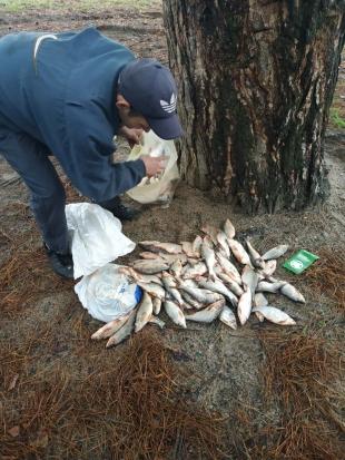 Протягом квітня виявлено 183 правопорушення зі збитками понад 126 тис. грн, – Херсонський рибоохоронний патруль